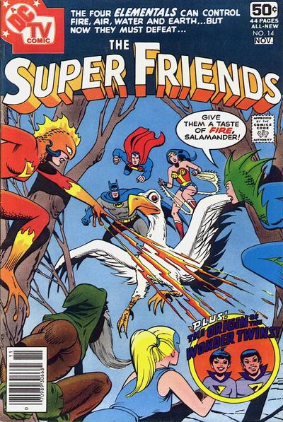 Super Friends Vol 1 14
