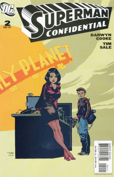 Superman Confidential Vol 1 2