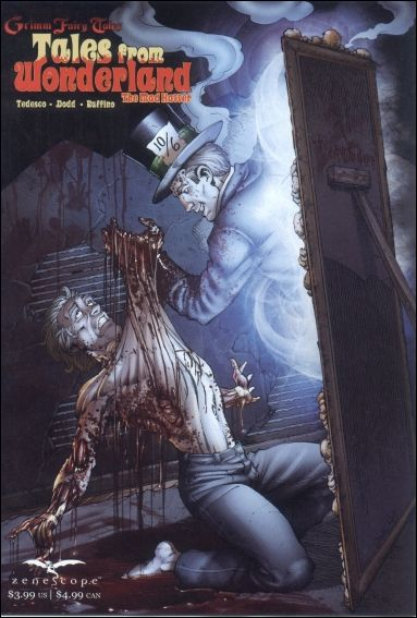 Tales from Wonderland: Mad Hatter Vol 1