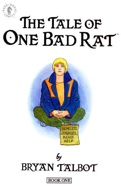 The Tale of One Bad Rat Vol 1