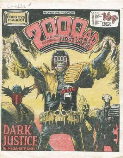 2000 AD Vol 1 225