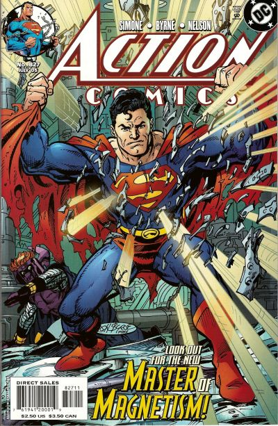Action Comics Vol 1 827