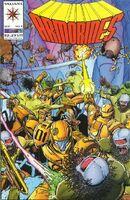 Armorines Vol 1 3