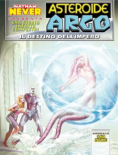 Asteroide Argo Vol 1 5
