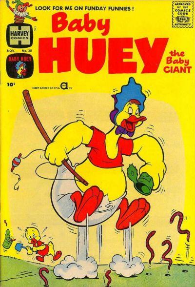 Baby Huey Vol 1 28