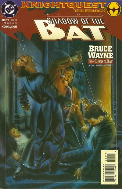 Batman: Shadow of the Bat Vol 1 23