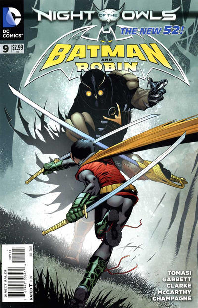 Batman and Robin Vol 2 9