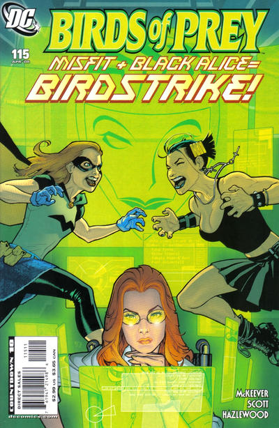 Birds of Prey Vol 1 115