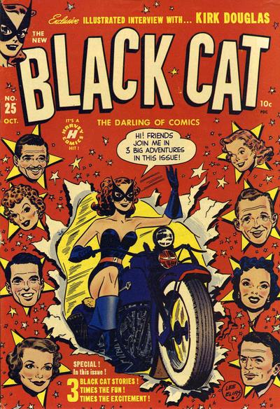 Black Cat Comics Vol 1 25