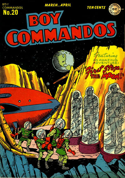 Boy Commandos Vol 1 20