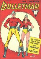 Bulletman Vol 1 2