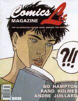 Comicslit Magazine Vol 1 2