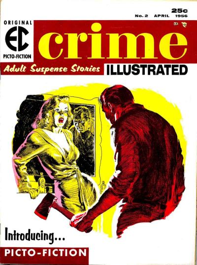 Crime Illustrated Vol 1 2
