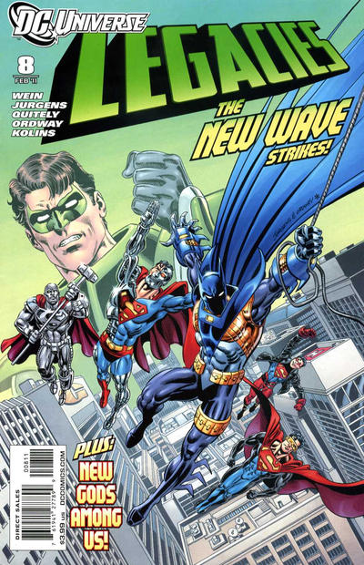 DC Universe Legacies Vol 1 8