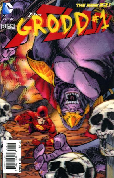Flash Vol 4 23.1: Grodd