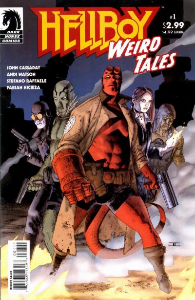 Hellboy: Weird Tales Vol 1 1