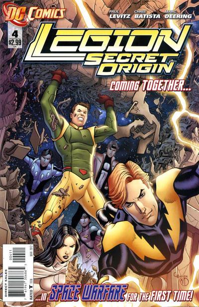 Legion: Secret Origin Vol 1 4