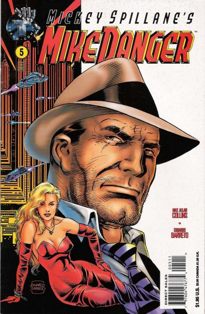 Mickey Spillane's Mike Danger Vol 1 5