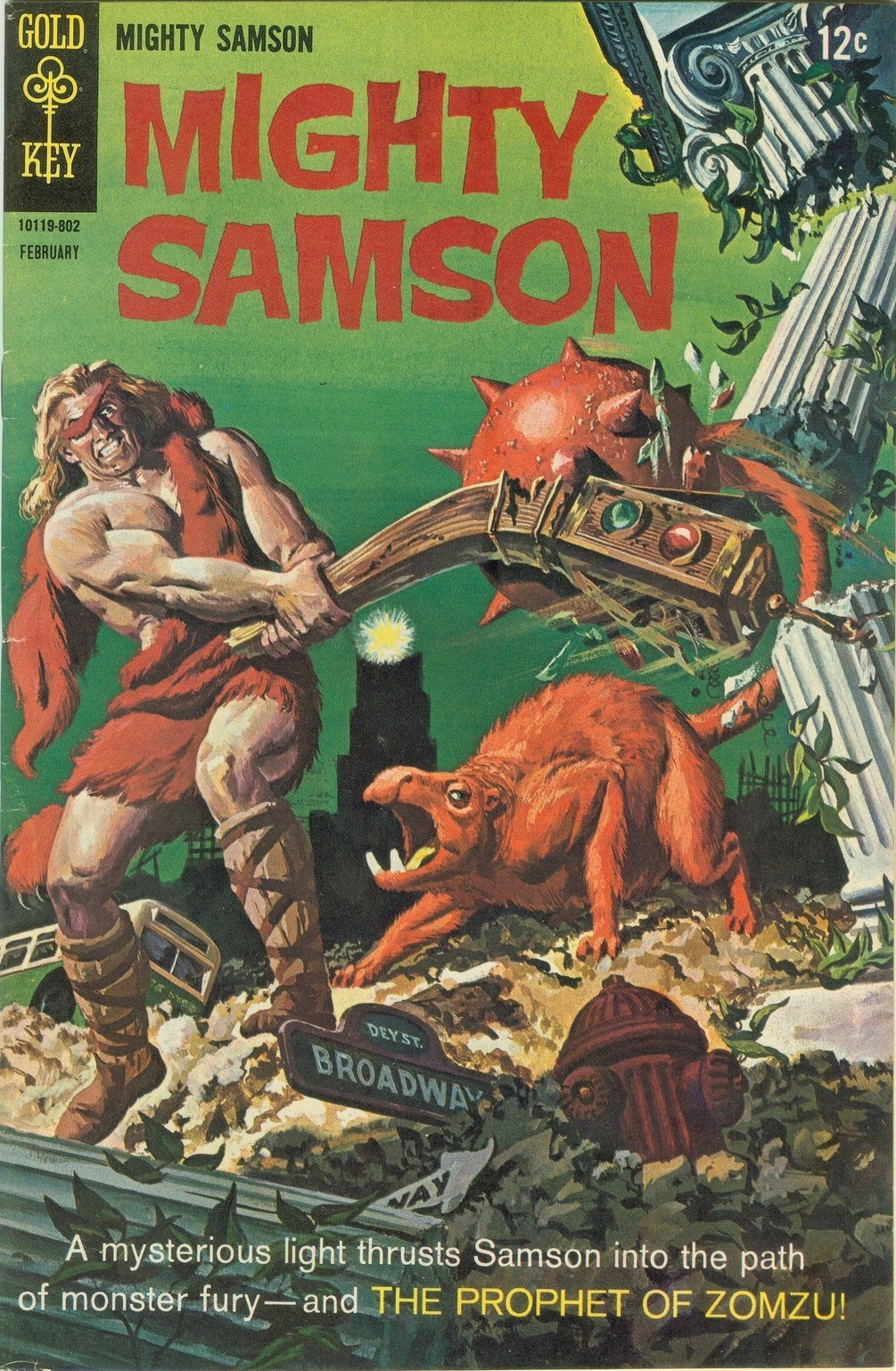 Mighty Samson Vol 1 13