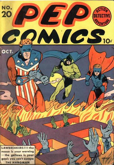 Pep Comics Vol 1 20