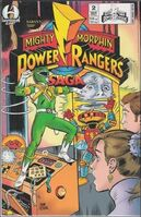 Saban's Mighty Morphin Power Rangers Saga Vol 1 2