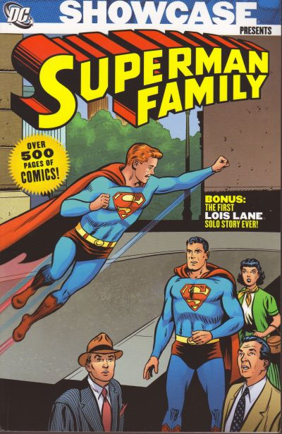 Showcase Presents: Superman Family Vol 1 1
