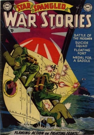 Star-Spangled War Stories Vol 1 20