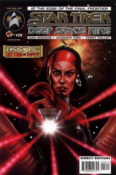 Star Trek: Deep Space Nine Vol 1 28