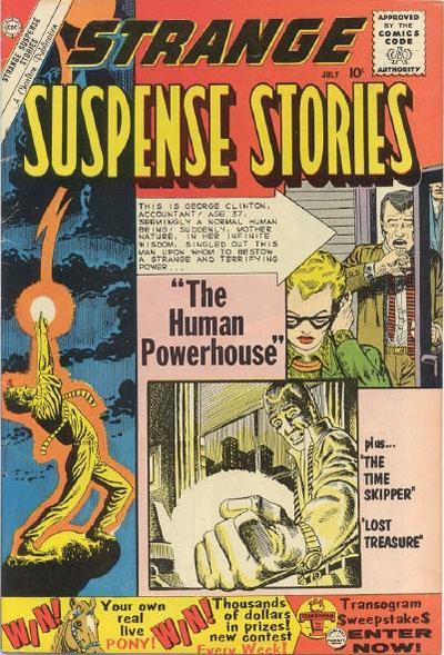 Strange Suspense Stories Vol 1 48