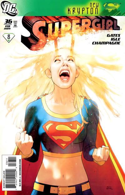 Supergirl Vol 5 36