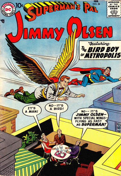 Superman's Pal, Jimmy Olsen Vol 1 26