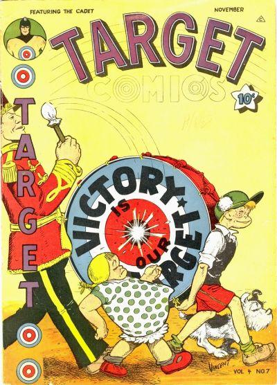 Target Comics Vol 1 43