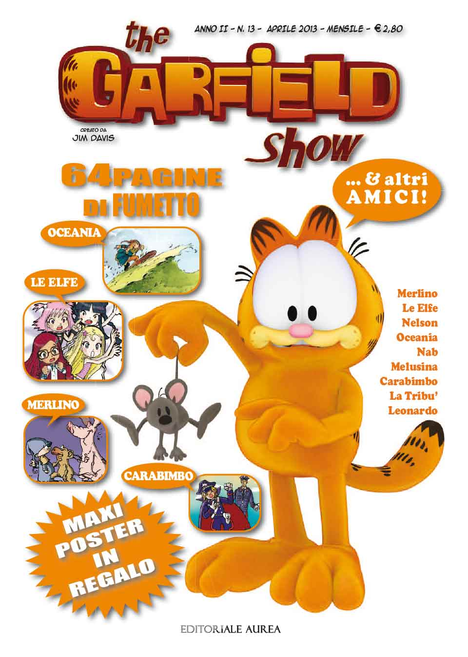 The Garfield Show Vol 1 13