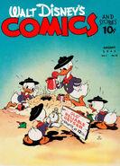 Walt Disney's Comics and Stories Vol 1 11