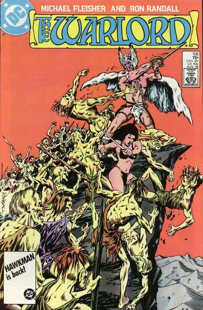 Warlord Vol 1 108