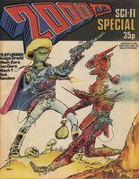 2000 AD Sci-Fi Special Vol 1 1978