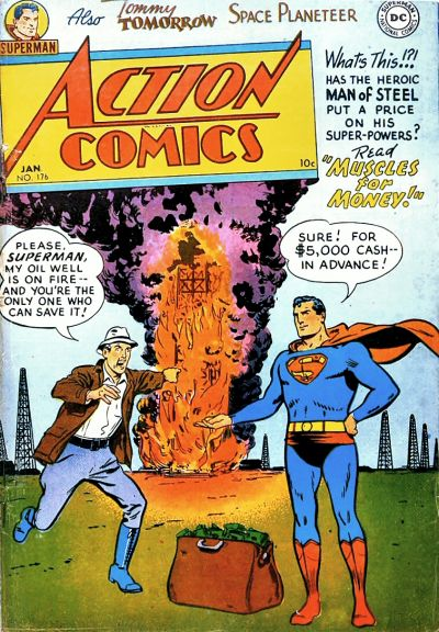 Action Comics Vol 1 176