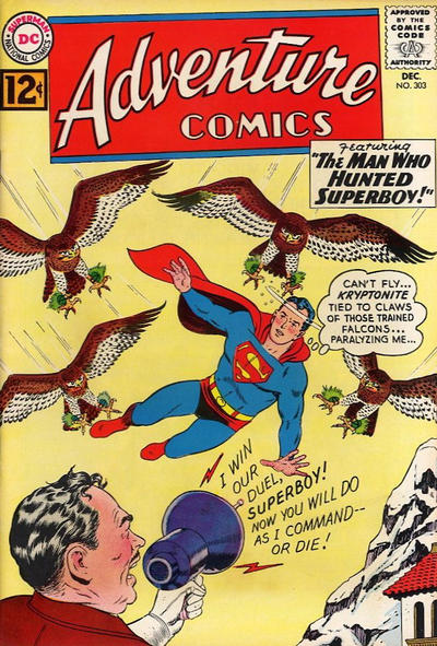 Adventure Comics Vol 1 303