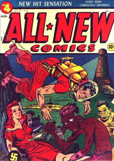 All-New Comics Vol 1