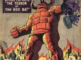List of Marvel Comics characters: T