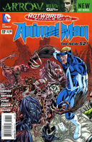 Animal Man Vol 2 17