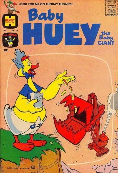 Baby Huey Vol 1 29