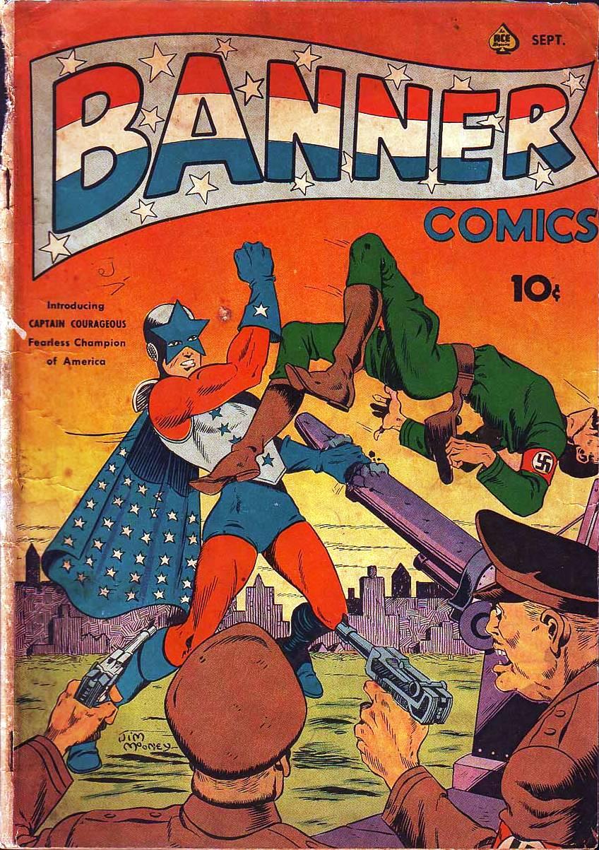 Banner Comics Vol 1 3