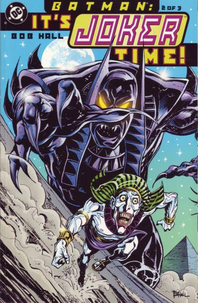 Batman: It's Joker Time Vol 1 2