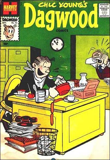 Dagwood Comics Vol 1 93