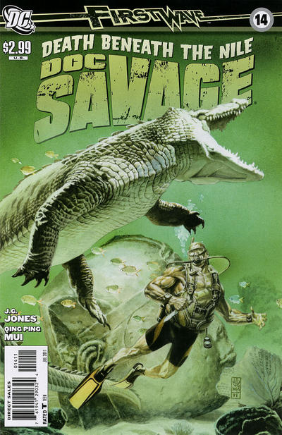 Doc Savage Vol 3 14