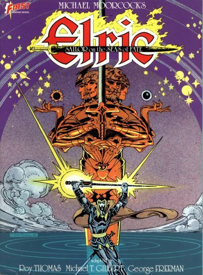 Elric: Sailor on the Seas of Fate (GN) Vol 1