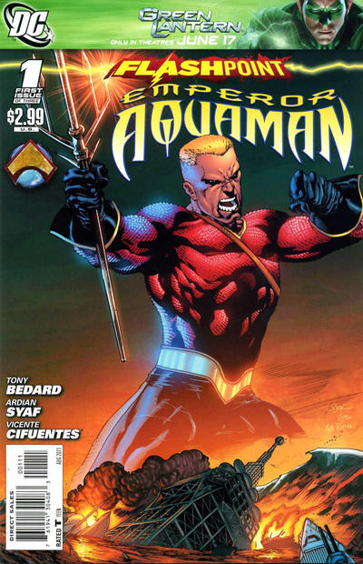 Flashpoint: Emperor Aquaman Vol 1 1