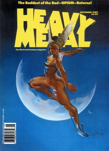 Heavy Metal Vol 13 4
