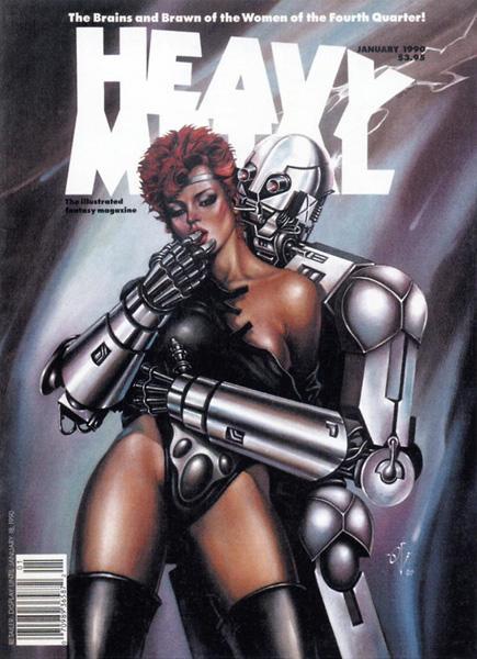 Heavy Metal Vol 13 6